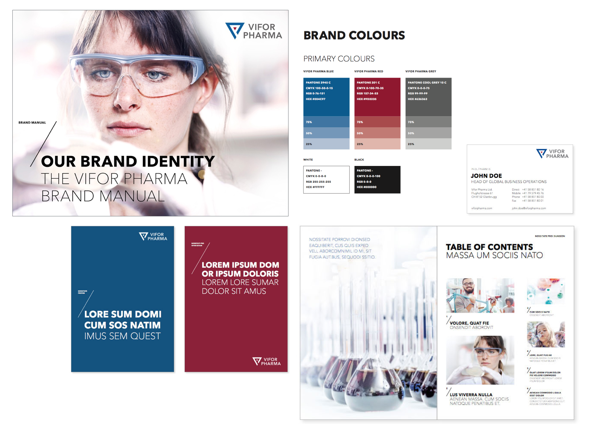 Vifor Pharma / Re-Branding