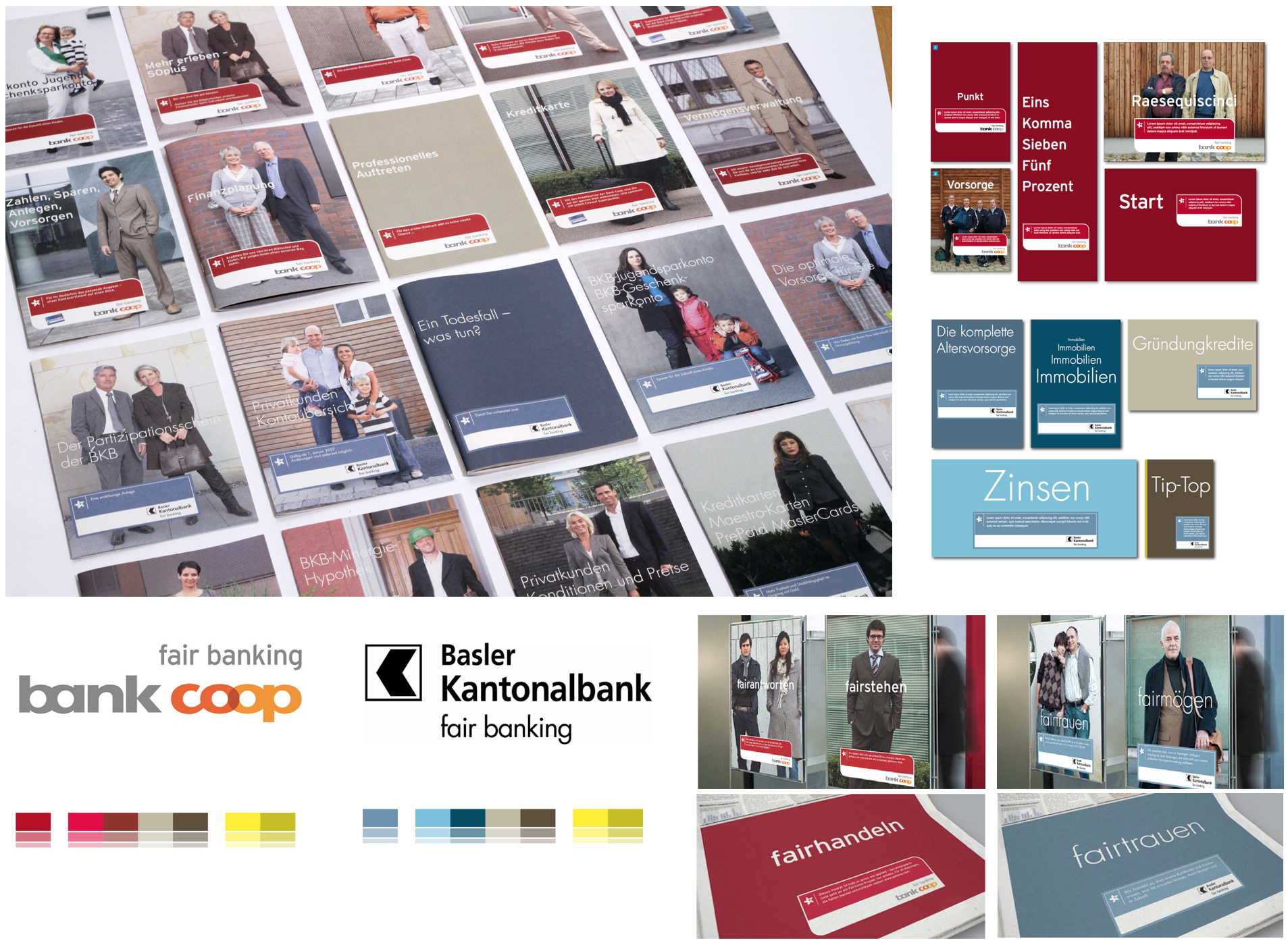 BKB & Bank COOP / fair banking